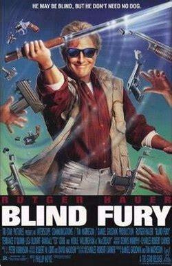Blind Fury blind fury