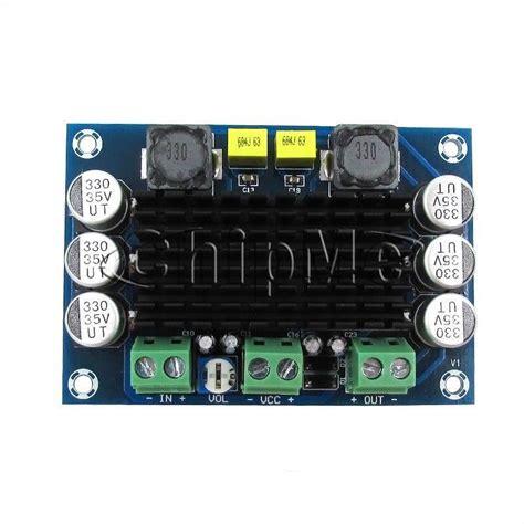 Diy Digital Lifier Board Tpa3118 12 24v Multi Warna Murah buy audio dp1 2 1 2x50w 100w tpa3116d2 hifi digital lifier at banggood