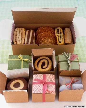 gift packaging ideas cookie craft boxes