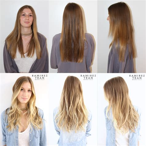 cut before dye hair cut before dye hair andrea miller hair before and after