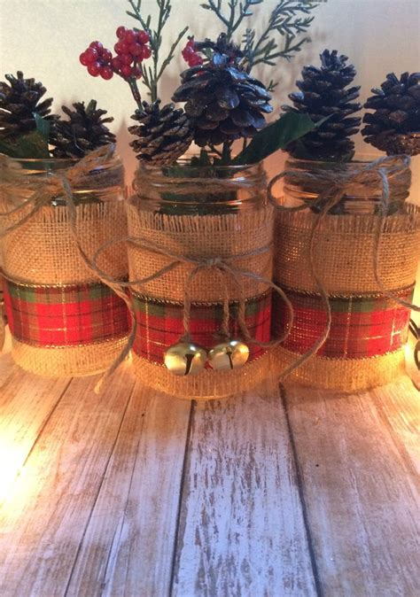 1000 ideas about christmas mason jars on pinterest
