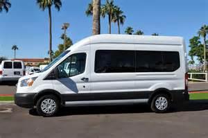 Ford Transit Passenger 2016 Ford Transit Passenger For Sale 15 Mesa