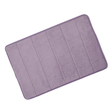 memory foam bathroom mat microfibre memory foam bathroom shower bath mat with non