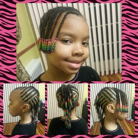 Kids Plaits | kids plaits plaits natural hairstyles children pinterest