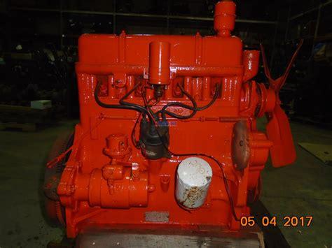 engine case  oem engine complete good running  hcn  esn
