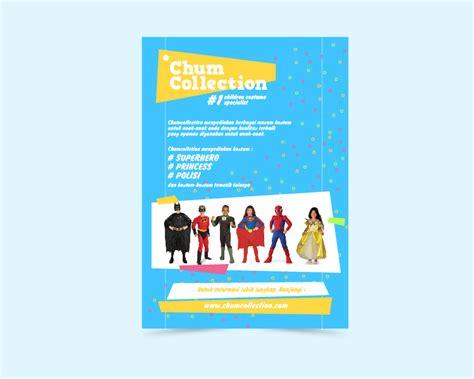 desain brosur olahraga profil haarururu halaman 1 sribu
