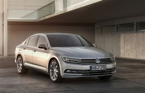 2015 volkswagen passat european spec revealed