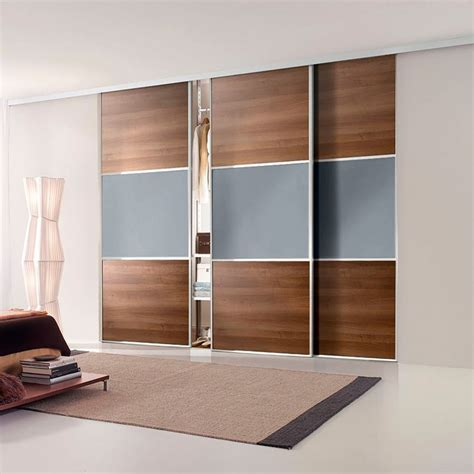 Wardrobe Panels by Sliding Wardrobe Door Kits Made To Measure Wardrobes