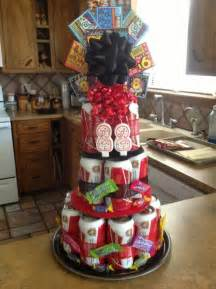 Jack Daniels Gift Basket Beer Can Cake Craft Stuff Pinterest Can Cakes Beer Can Cakes And Beer Cans