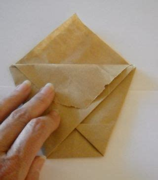 How To Fold A Paper Pouch - eco chic thanksgiving table favors and a giveaway mel
