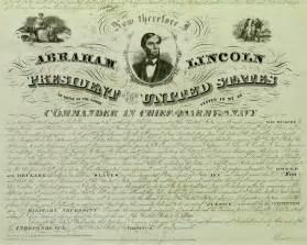 niftyideas emancipation proclamation 150th anniversary
