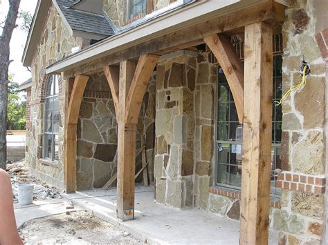 wooden porch posts and columns the rickety brick house front porch cedar beams cedar posts front porches and porch