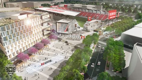 new d c united stadium up for approval soccer