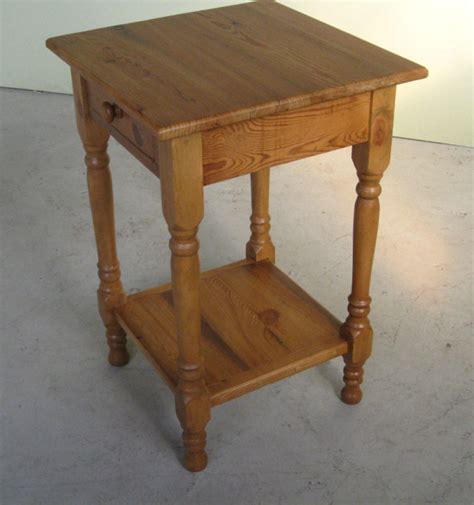 table lake of the pines reclaimed pine end table lake and mountain home