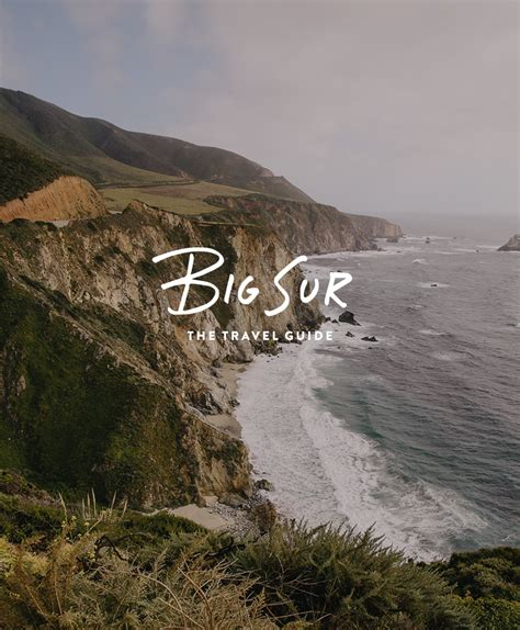 bid on travel big sur travel guide