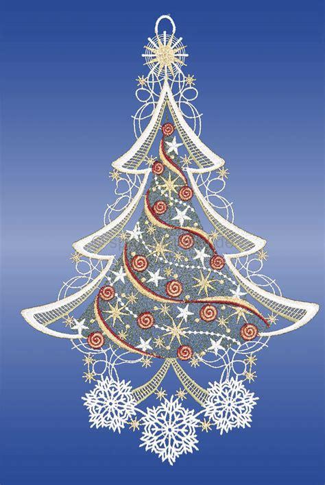 fensterdeko weihnachten modern plauener spitze shop gardinen tischdecken fensterbilder