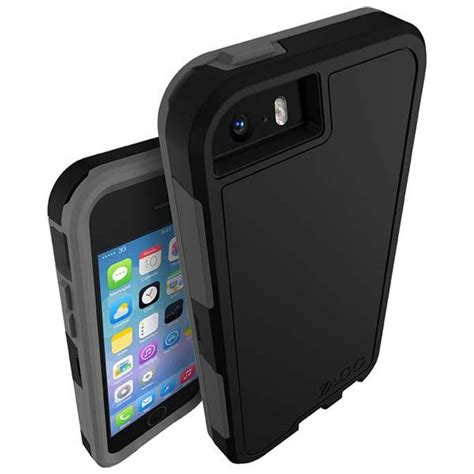 rugged iphone 5s cases zagg arsenal rugged iphone 5s gadgetsin