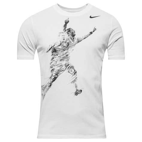 Kaos T Shirt Tshirt Nike Cr7 nike t shirt cr7 td white www unisportstore