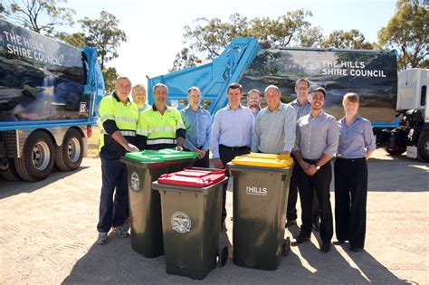 new report says federal cleanup program wasting away grist new garbage trucks unveiled for the hills shire