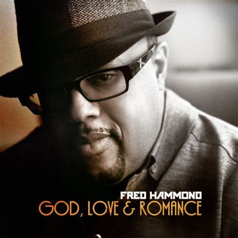 fred hammond i will trust fred hammond rca inspiration