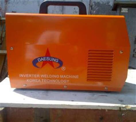 Mesin Las Prohex mesin las bekasi trafo las daesung mma 160t makmur