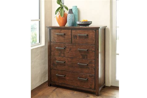 farmhouse 5 drawer tallboy by furniture