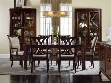 hooker dining room sets hooker furniture palisade dining room set hoo518375200set