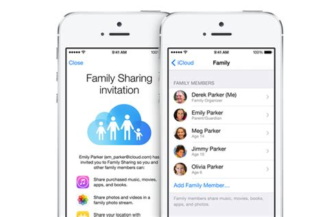 apple family sharing how apple could improve family sharing macworld