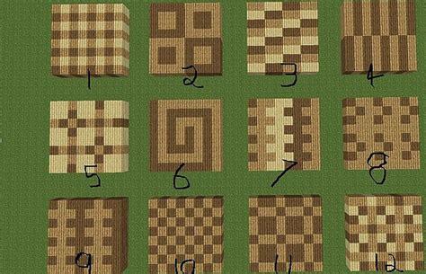 Cool Floor Designs flooring ideas minecraft project