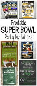 bowl invitation template football invitation template