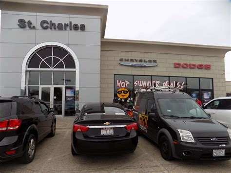St Charles Chrysler by Jhonny Quot El Perro Quot En St Charles Chrysler Jeep Dodge 8 26