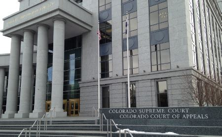 Jefferson County Court Records Colorado Court Of Appeals Jeffco Sick Leave Records Are Colorado Freedom Of