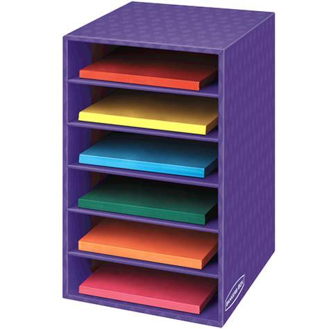 6 Shelf Organizer bankers box 174 6 shelf organizer