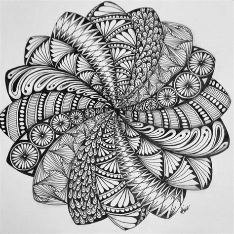mandala pattern sketch 2347 best zentangle patterns images on pinterest