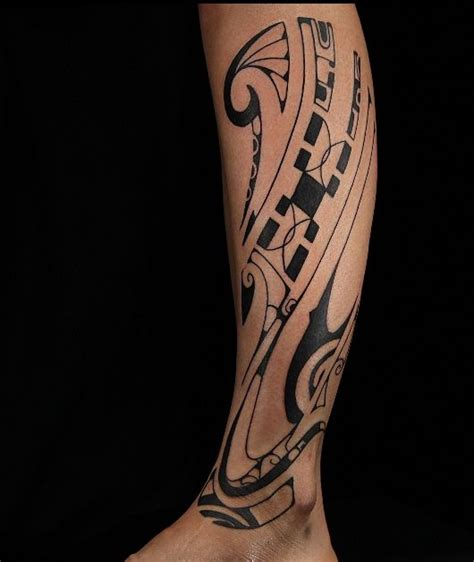 island tribal tattoo roland pacheco pacific island tribal ink master