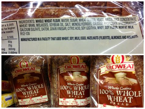 whole grain unprocessed bread grocery shop with me bread megan kimble