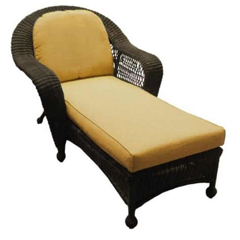 chaise lounge chicago chicago wicker cushions north cape international nci