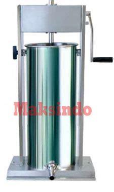 Jual Sho Metal Surabaya jual mesin pembuat sosis cetak sosis stainless steel di