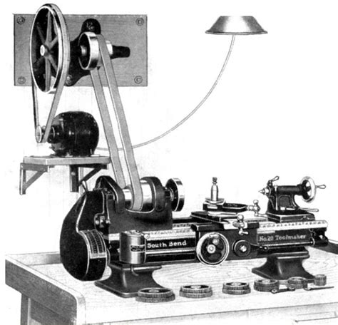 South Bend Series 20 Lathe