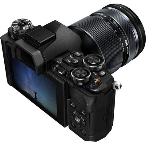 Omd E M5 Ii 14 150mm Ii olympus om d e m5 ii 14 150mm ii kit black