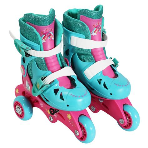 Play Roller Skates playwheels disney princess junior size 6 9 glitter