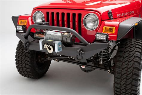 jeep winch bumper view larger