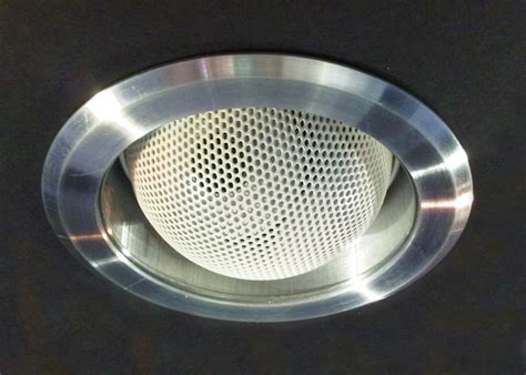 polycom ceiling microphone bz 3 ceiling dress bezel with switch for polycom hdx microphone and clearone ceiling