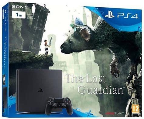 Kaset Playstation Ps4 The Last Guardian the last guardian ps4 slim bundle best 228 tigt play3 de