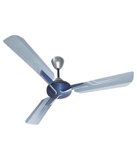 standard ceiling fan size standard 48 inches glister ceiling fan aqua sapphire