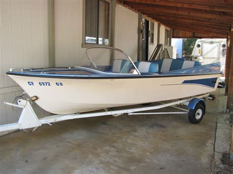 oasis runabout sky boat 1959 for sale for 6 500 boats - Runabout Boat Photos