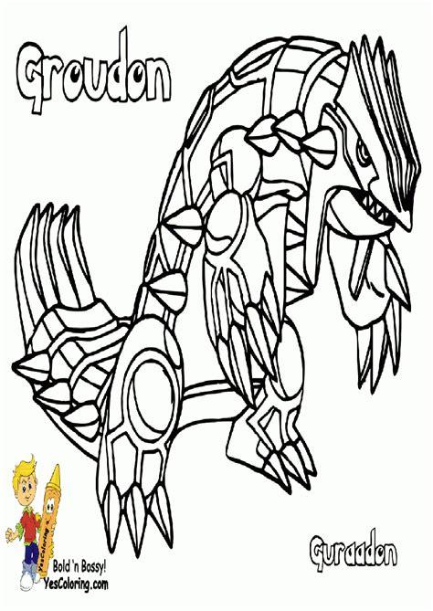 coloring pages pokemon groudon pokemon groudon coloring pages coloring home