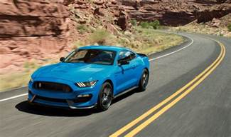mustang colors 2018 ford mustang shelby gt350 keeps looks gains new