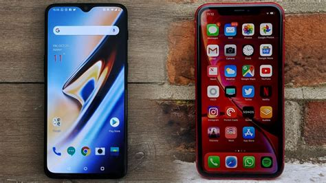 oneplus 6t vs iphone xr oneplus best thwart apple s most basic trusted reviews