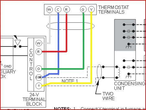carrier thermostat wiring efcaviation